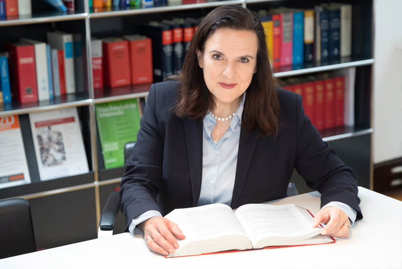 Kanzlei Anwalt Iris Harbusch Medizinrecht Hannover